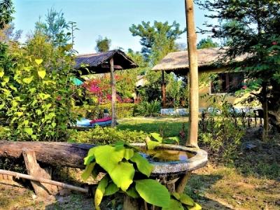 Samsara Camp Garden